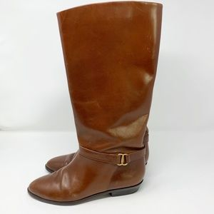Vintage Eitner Aigner Shelby leather riding boot 8
